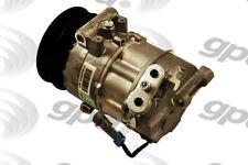 A/C Compressor-New Global 6512824 fits 2011 Chevrolet Cruze 1.8L-L4