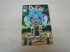 Dr. Fate #9 Doctor Food for Thought Shawn McManus 1989 Comic DC Comics