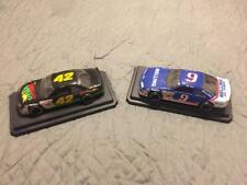 KYLE PETTY MELLO YELLOW #42 & RICKY ELLIOTT MELLING # 9 DIECAST RACING CARS