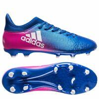 Adidas Kids X 16.3 FG Football Boots BB5695 RRP £48