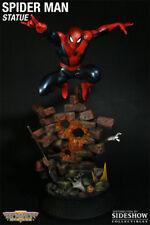 Bowen Designs The Amazing Spider-Man Statue Action Version Sideshow Marvel Comic