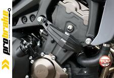 GSG Sturzpads schwarz Streetline für Yamaha MT-09 GT (18-) RN57
