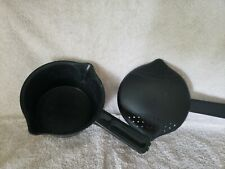Pampered Chef microwave steamer cooker