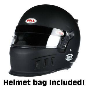 Bell GTX-3  Auto Racing Helmet  7-5/8 Black  SA2015      +IN STOCK, SHIPS NOW+