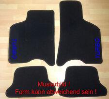 Tapis de sol Set pour VW Passat 3 C b6 b7 Limo Variant CC nattes Argent Voiture Tapis