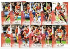 2018 Select Footy Stars SYDNEY SWANS Team Set