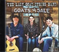 Goats 4 Sale ~ The Lazy Goat String Band ~ Traditional Folk ~ Fiddle ~ CD ~ New