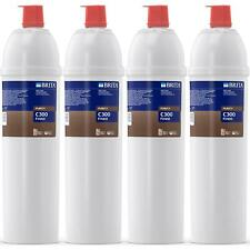 More details for 4 x brita purity c 300 finest water filter cartridge reduces limescale & gypsum