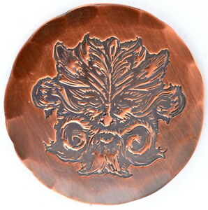 WHISTLING STRAITS Logo COPPER Golf Ball Marker