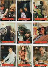 Doctor Who 40th Anniversary - 10-Card Preview Set  NM #515/999 2003 Strictly Ink