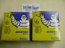 2 x MICHELIN AIRSTOP B4 VESPA PX / T5 INNER TUBES 3.50X10