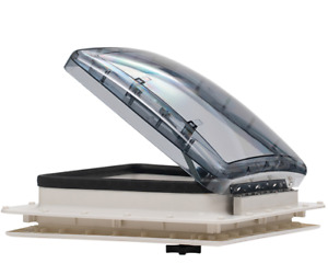 Caravan RV Motor Home Skylight Roof Vent Hatch 400 x 400mm cut out