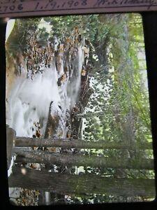 Glass Magic Lantern Slide 1908 Swiftwater Below Lake PA W.L. Bailey