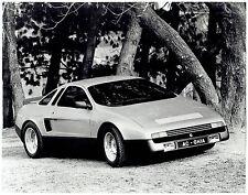 1981 Vintage Photo Ford Motor Company Avant Garde GHIA automobile car model