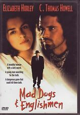 MAD DOGS & ENGLISHMEN DVD elizabeth hurly