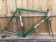 Vintage 1980's Dave Marsh Reynolds 531c 56cm Team Tivoli Bicycle Frameset