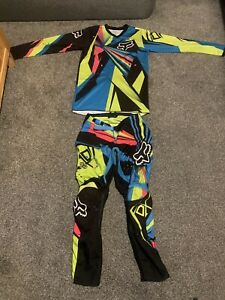 Fox 180 Kids Motocross Kit