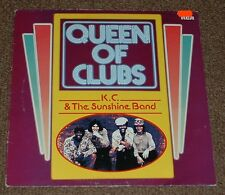 K.C. & THE SUNSHINE BAND queen of clubs 1974 GERMAN RCA STEREO LP