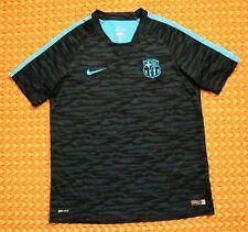 FC Barcelona, Flash Night Training Football Shirt by Nike, Boys XL 158-170 13/15