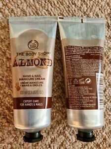 The Body Shop Almond Hand&Nail Manicure Cream 100ml