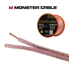 Monster® Original OMC MKII High Performance Speaker Cable 2x3mm -Price Per Metre