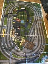 HORNBY TRAKMAT TRACK MAT from TRAIN SET