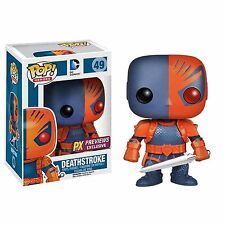 Funko DC Comics PX Exclusive POP Deathstroke Vinyl Figure NEW Toys Collectibles