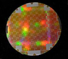 8 inch Silicon Wafer: Prettier than Candy,  AMD/Fujitsu Process Test circa 2003