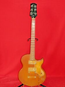 Gibson 1973 Natural L6-S Body & Maple Neck