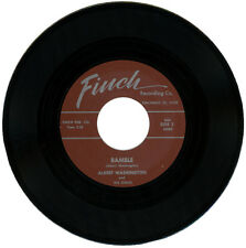 "ALBERT WASHINGTON And HIS KINGS  ""RAMBLE""   MONSTER R&B / CLUB CLASSIC"