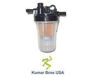 New Kubota Fuel Filter Assembly RTV900 RTV-X900