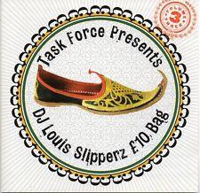 TASK FORCE PRESENTS - DJ LOUIS SLIPPERZ £10 BAG VOL 3 CD 25 TRACKS 2004 VARIOUS