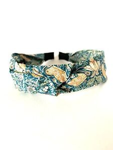 Retro Headband Handmade Hair Band Hair Hoop Accessories Liberty London Fabric