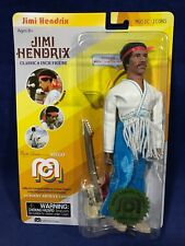 "New - JIMI HENDRIX - Mego 2018 CLASSIC 8"" FIGURE Marty Abrams MUSIC Rock ICON"