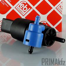 Febi 26259 pompa per acqua di lavaggio vetri autolavaggio AUDI a1 a3 MERCEDES s204 s212