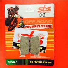 BETA RR 300 13 > ON SBS Rear Off Road Sinter Brake Pad Set EO QUALITY 790SI