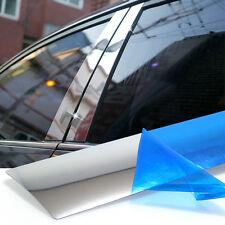 Chrome Pillar Post Flexible Stainless PC Molding 6P For BMW 2012-17 3Series F30