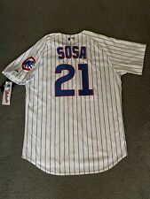 Majestic Authentic Sammy Sosa Chicago Cubs Jersey size 48