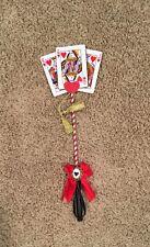 Women's Queen Of Hearts Wand Halloween Costume Accessory