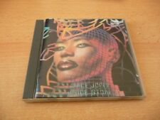 CD Grace Jones - Inside Story - 1986 - 10 Songs