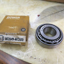 Bower  Roller Bearings A-3 M12649-M12610