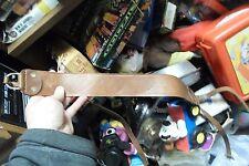 New listing Vintage Leather Fishing Strap/Belt