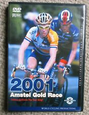 2001 Amstel Gold Race World Cycling Productions DVD Lance Armstrong Very Clean
