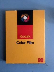 Kodak Ektacolor 4 3/4 x 6 1/2 Sheet Film 10 - Expired