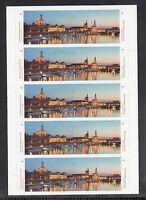A 31 ) Germany  Panoramic: Dresden Elbpanorama  Sheet 10 MNH Stamps