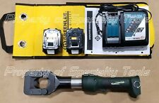 Greenlee Gator Esg45lx Battery Hydraulic Acsr Guy Ground Rod Cable Cutter Esg45x