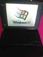 Acer NoteLight Model 350PC computer state of the art -- in 1996!