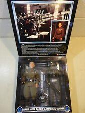 "Star Wars 12"" Grand Moff Tarkin & Imperial Gunner FAO Schwartz Exclusive"