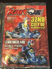 Go Kart - Kart OZ Magazines Sept 2016