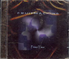 Fruit Machine - Prime Time - CD Album (2006) - NEW & SEALED - Semi-Pro Band